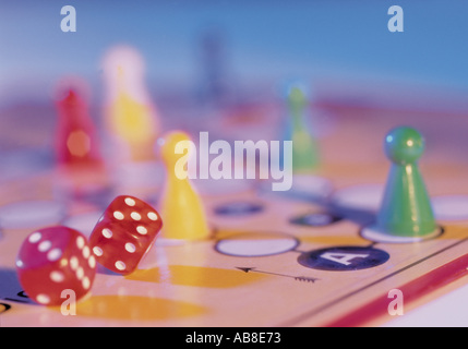Board game - Stock Photo
