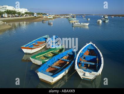 Eastern Algarve, Near Tavira, Santa Luzia - Stock Photo