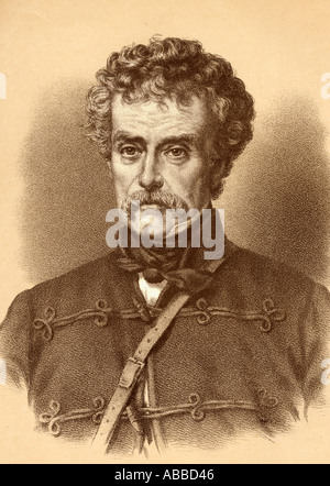 Field Marshal Colin Campbell, 1st Baron Clyde, 1792 –1863. British Army officer. - Stock Photo
