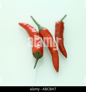 Red chillies - Stock Photo