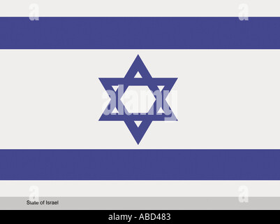 State of Israel - Stock Photo