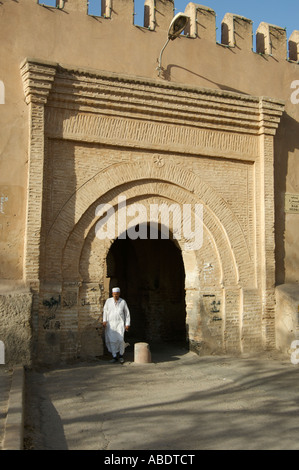 gate Taroudant - Stock Photo