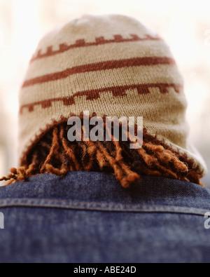 Man with dreadlocks - Stock Photo