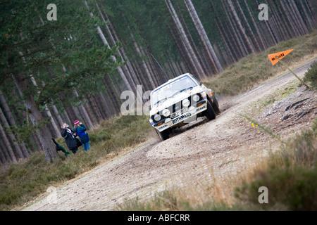 Ford Escort Mk Ii In Neil Howard Memorial Car Rally At