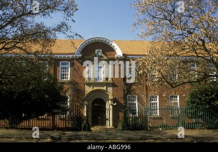King Edward VII School Rosemount Johannesburg South Africa - Stock Photo