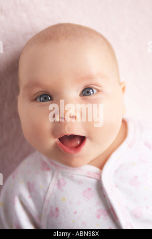 Portrait of Baby - Stock Photo