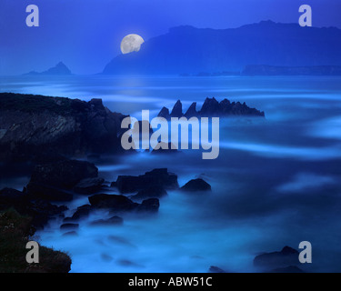 IE - KERRY: Sybil Head and Ballyferriter Bay - Stock Photo
