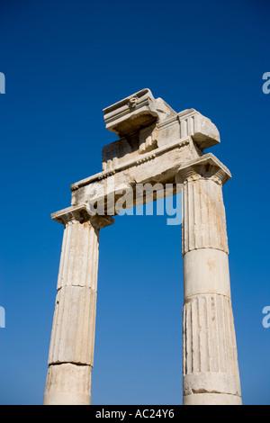Remains of the Agora Kos Town Kos Greece