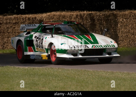 Goodwood Festival of Speed 2005 - Stock Photo