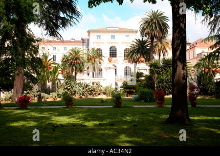 Rome art arte Antica gallery Palazzo Corsini Monte - Stock Photo