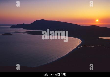 Achill Island - Minaun Heights, Ireland - Stock Photo