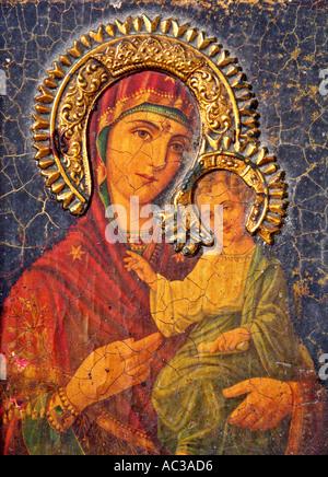 Christ Child Crib Stock Photo Royalty Free Image