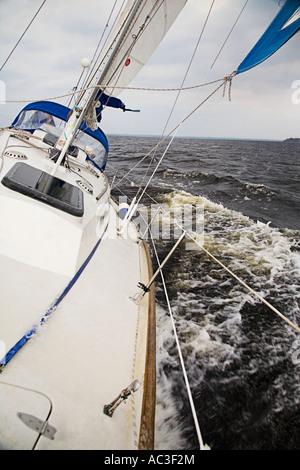 Yacht1 - Stock Photo