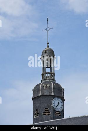 L'Abbaye et les Jardins de Valloires in northern France europe eu Stock Photo