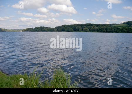 Lake Baldeney Essen - Stock Photo