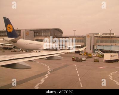 AJD35018, Frankfurt, Germany, Europe - Stock Photo