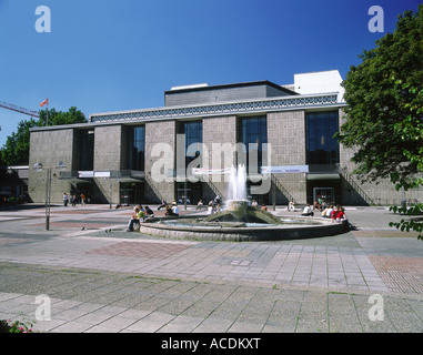 geography / travel, Germany, North Rhine-Westfalia, Cologne, theatre / theater, opera, exterior view, Additional - Stock Photo