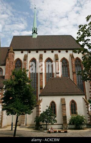 Historisches Museum Basel Switzerland Europe - Stock Photo