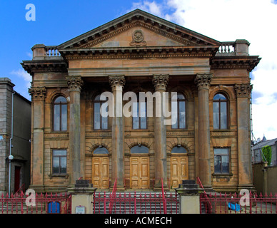 The First Derry Presbyterian Church Derry Co Londonderry Northern Ireland - Stock Photo