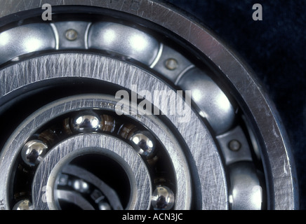 steel bearings photo by Bruce Miller - Stock Photo