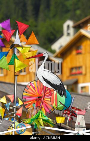 Summer carnival, Malbun FL - Stock Photo