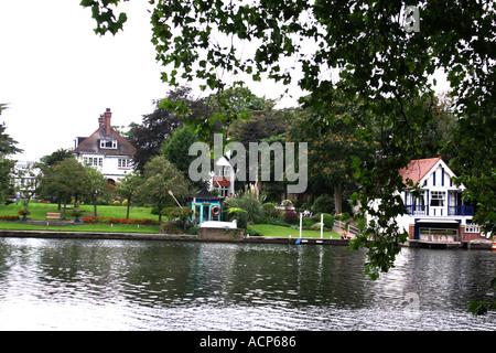 Kingston upon Thames UK - Stock Photo