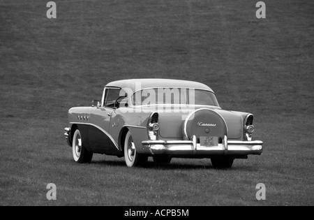 Buick Series 60 Century of 1955. - Stock Photo