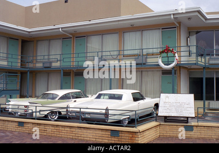 Lorraine Motel, Site of Martin Luther King Assassination