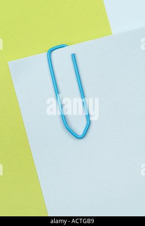 paperclip Büroklammer - Stock Photo
