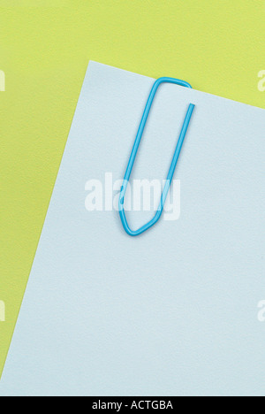 paperclip Büroklammer - Stock Photo