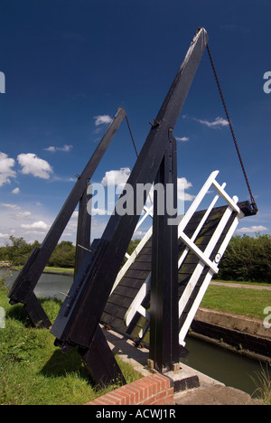 Doug Blane The Northampton arm of the Grand Union canal - Stock Photo