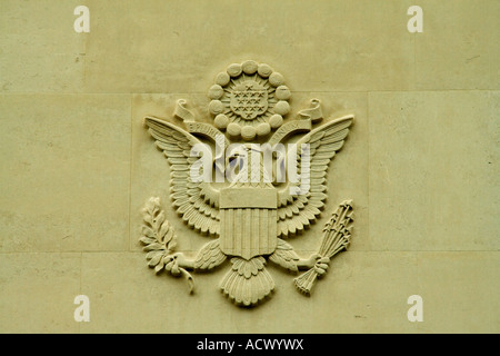 Department of Defence, United States of America. USA.Army, Air Force, Navy. - Stock Photo
