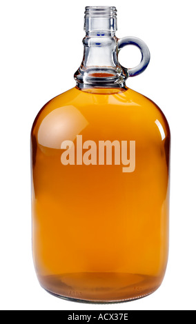 CIDER CUT OUT - Stock Photo