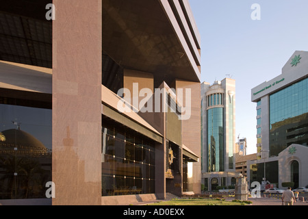 Downtown Kuwait City - Stock Photo