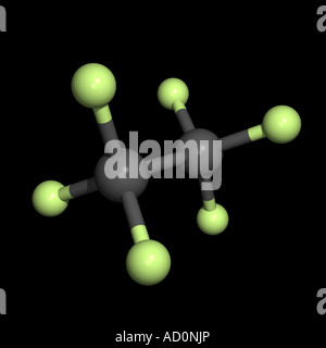 Hexafluorethane - Stock Photo