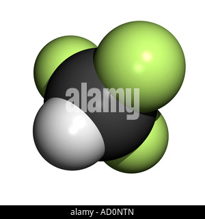 Trifluoromethane - Stock Photo