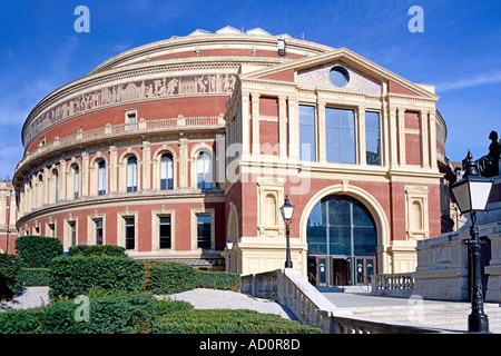 The Royal Albert Hall in London. - Stock Photo