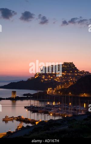 Castelsardo, Sardinia, Italy - Stock Photo