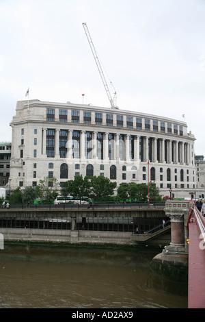 Unilever Building, London England - Stock Photo