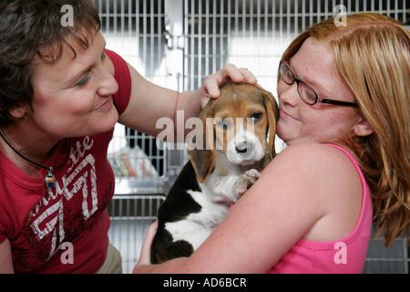 Newport News Virginia Peninsula SPCA Petting Zoo teen male ...