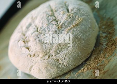 Freshly baked bread - Stock Photo