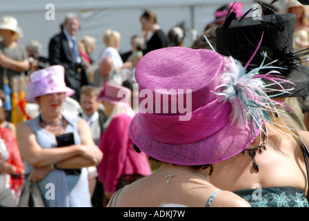 Royal Ascot Ladies Day at the Royal Ascot Racecourse Thursday 21st June 2007 - Stock Photo