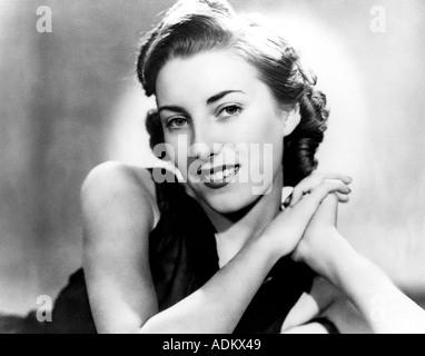 VERA LYNN British singer born 1917 - Stock Photo
