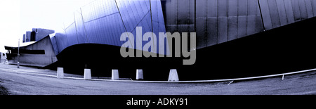 Imperial War Museum Salford Manchester - Stock Photo