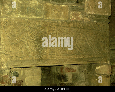 Ruins of Valle Crucis Abbey - Stock Photo