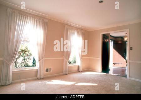 Pittsburgh, PA, USA Showcase Home Interior, Luxury - Stock Photo