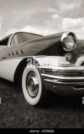 Buick Series 60 Century of 1955 - Stock Photo