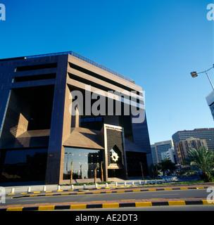 Stock Exchange Kuwait City Kuwait - Stock Photo