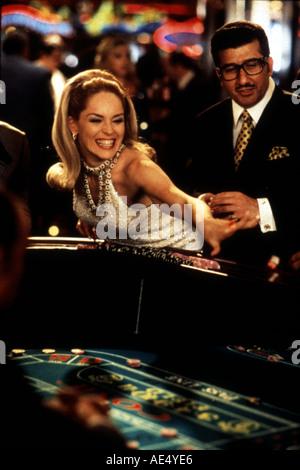 CASINO Sharon Stone in the 1995 film - Stock Photo