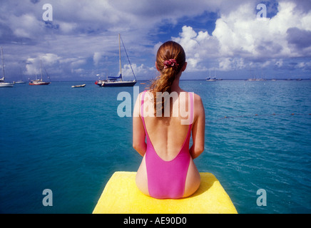 Women french west indies